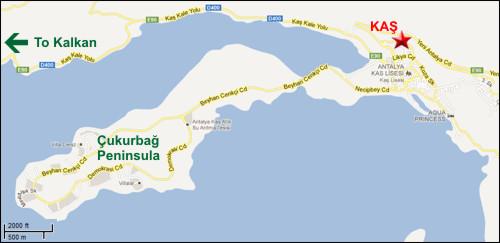 Kas Map