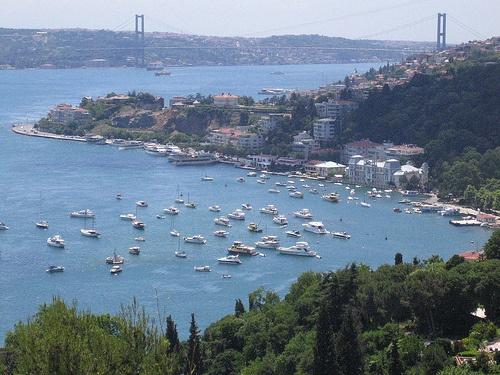Istanbul Bebek View